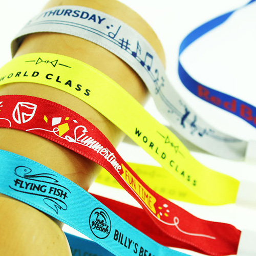 South Africa Man Bands: Lanyards And Wristbands