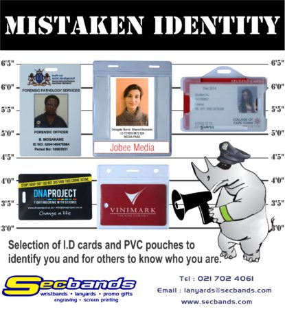 Pouches, ID Card, Proxy Card